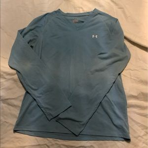 Under Armour Women's Long Sleeve Shirt Size Large